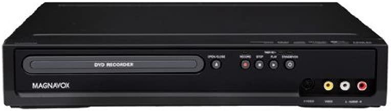 Magnavox ZC320MW8B Progressive Scan DVD±RW Recorder w/Line-in Recording