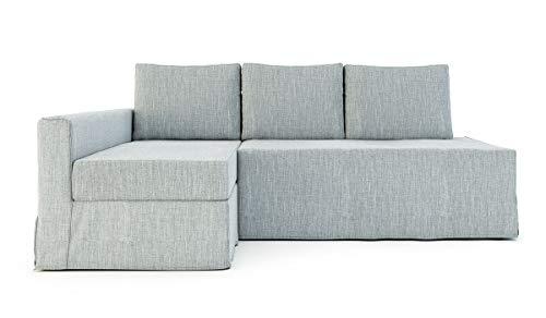 Sc poliestere Loose Fit Friheten Sleeper copridivano per divano letto IKEA Friheten 3...