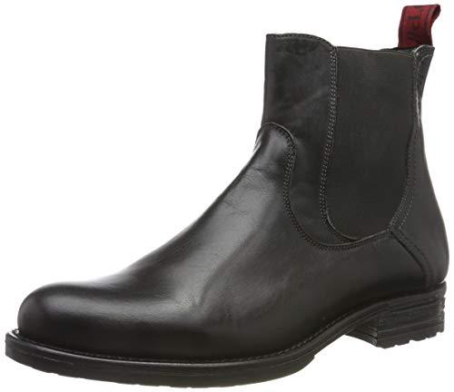 Marc O'Polo Herren 90825005002100 Klassische Stiefel, Grau (Dark Grey 930), 44 EU