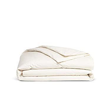 Brooklinen Luxe Duvet Cover - 100% Long Staple Cotton - Full/Queen