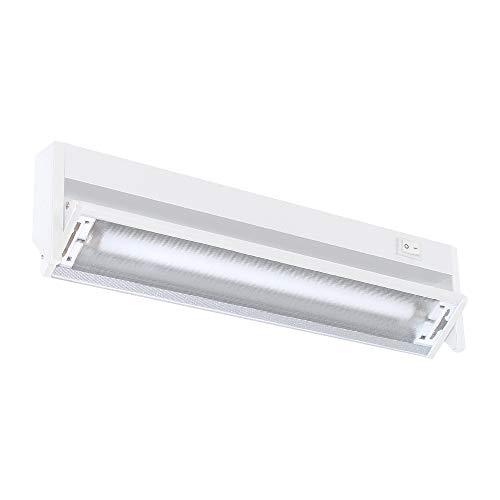 Voltolux - Lámpara para parte inferior de armarios (35 cm, 8 W,...