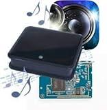 LinTech AirLino max Multiroom-Audio-Receiver für kabelloses Audio Streaming via Bluetooth aptX und WLAN