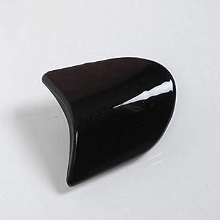 one by Camamoto cod yamaha bws original anno dal 2014 al 2017 77390004 plastica carena sportello marmitta nero lucido compatibile con mbk booster