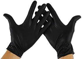 KMINA - Nitrilhandskar MEDIUM (100 st), Nitrilhandske, Nitrile Gloves, Nitril Engångshandskar, Handskar Nitril...