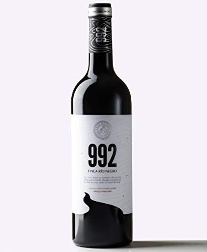 Finca rio negro Vino tinto 992 - 3 botellas x 250 ml - Total: 2250 ml