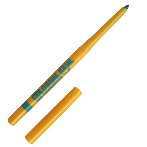 Maybelline The Colossal Kajal 12H Turquoise Eye Liner Pencil