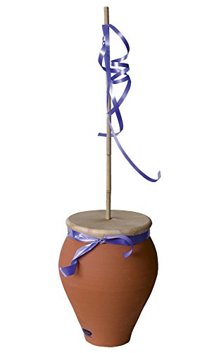 Zambomba mediana 18x13 ceramica