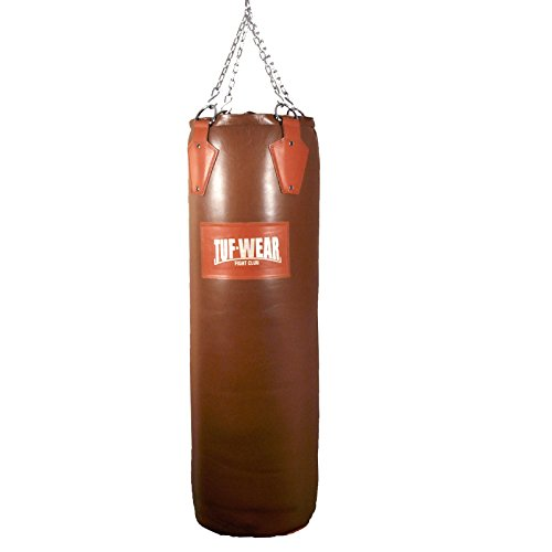 Boxsack Boxen Classic braun Gigantor Leder 65kg Boxsack, Klassisches Braun