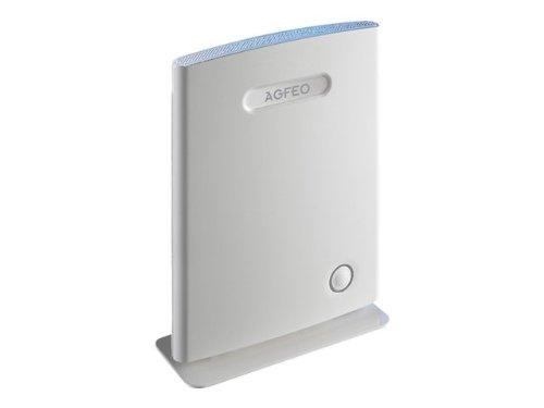 Agfeo 6101203 DECT IP-Basis Reichweite 50 m weiß