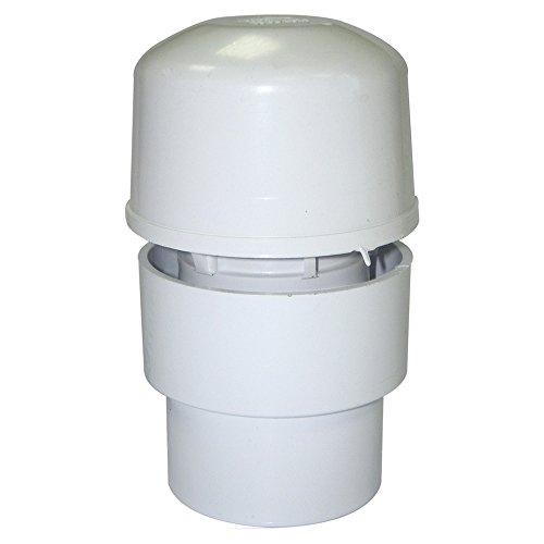 FloPlast AF32 32/40/50mm Solvent Weld Air Admittance Valve, White