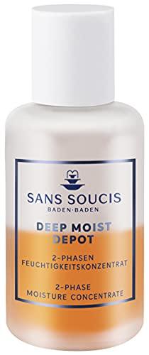 Sans Soucis Deep Moist Depot - Concentrato idratante a 2 fasi, 30 ml