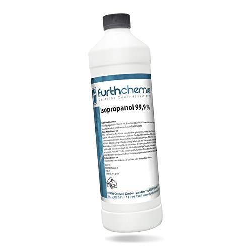 Isopropanol 99,9% | IPA, Isopropylalkohol, 2-Propanol, Entfetter (1 L)