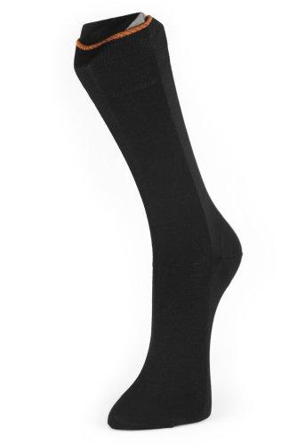 Lindner socks Business Strumpf Cotton, 43-46, schwarz