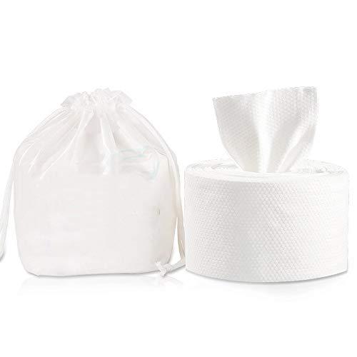 T-ara Einweg-Gesichtsgewebe Nicht-gewebter Baumwolle trocken wischen, mit Desinfektion und Sterilisation Wirkung, verwendet Gesichts- und Augen Make-up und Nagellack zu entfernen (200wipes gesamt)