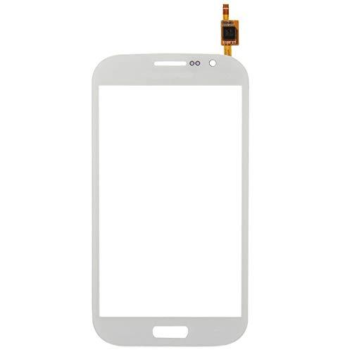 MEIHE-Parts Parti di Ricambio di Alta qualità Nuovo Touch Screen per Samsung Galaxy Grand Neo Plus / I9060I Ripara Il Cellulare Rotto. (Colore : Bianco)