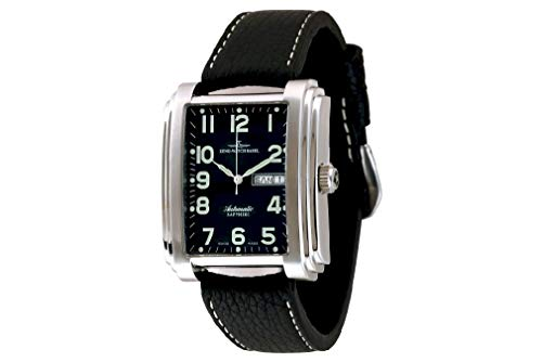 Zeno-Watch Orologio Donna - Stairs Day Date - 3247-a1