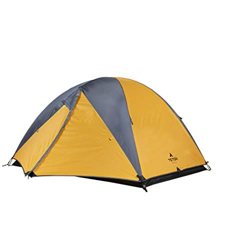 TETON Sports Mountain Ultra Tent; 2 Person Backpacking Tent for Camping