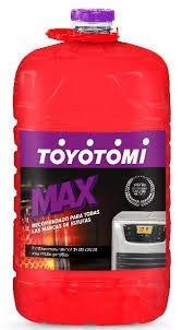 Bidón parafina Toyotomi Max 10 litros