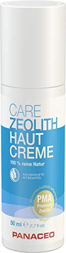Panaceo Care Zeolith Hautcreme, 50 ml