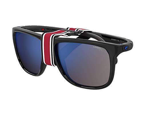 Carrera Gafas de sol Gafas de sol HYPERFIT 17 / S D51 / XT Hombre color Negro azul tamaño de lente 58 mm