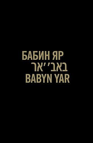 Babyn Yar (English Edition)