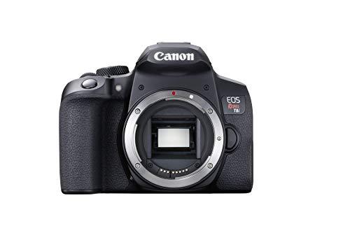 Canon EOS Rebel T8i Body, Black