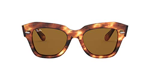 Ray-Ban State Street Gafas de Lectura, 954/33, 49 Unisex Adulto