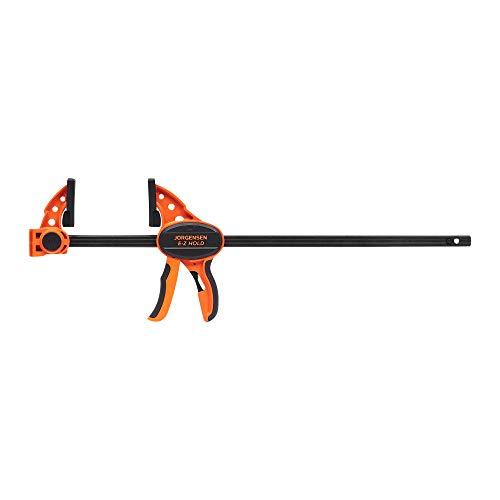Pony Jorgensen 33418 ISD-3 18-Inch One-Handed Clamp, Orange