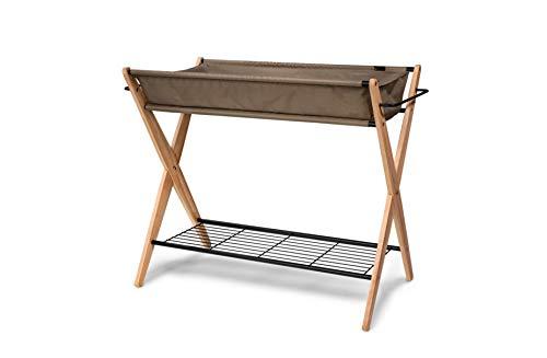 Home & Garden Hochbeet mobil Grow mit Ablage ideal für Balkone 302990108-HE