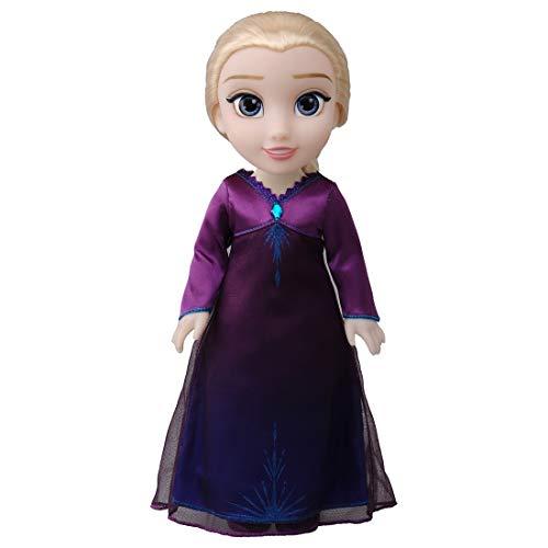 Takara Tomy Disney Anna en The Snow Queen 2 My Little Princess zingende pop Elsa