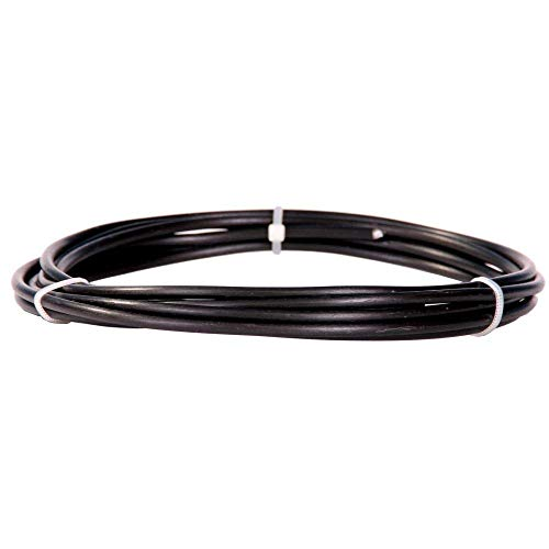 Bonsaï - Câble Aluminium 4,5 MM 100 Taille, Env. 2,4 M, Mat Brun Noir