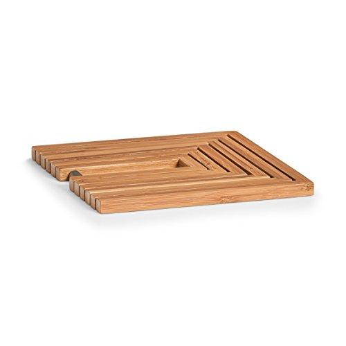 Zeller 25301–Salvamanteles, bambú,...