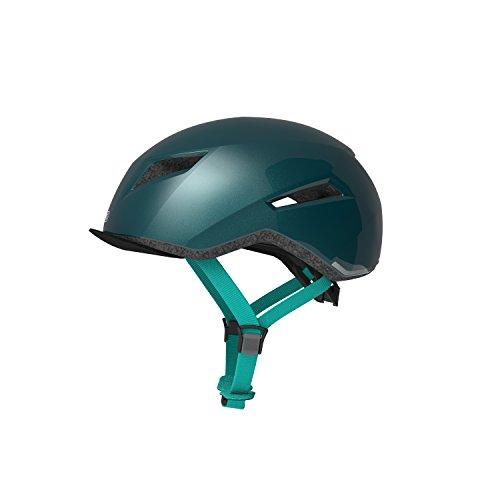 Abus Yadd-I Fahrradhelm, Brilliant smaragd, S