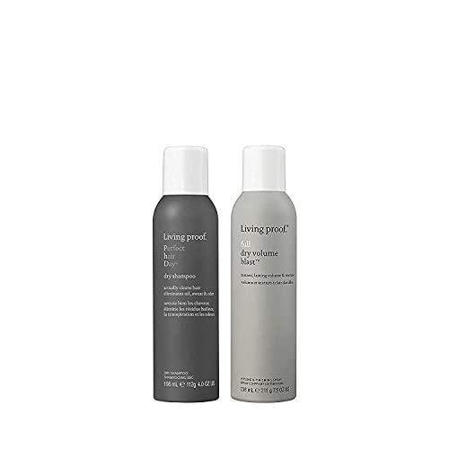 Living Proof Dry Shampoo + Dry Volume Blast Bundle