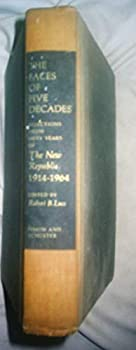 Hardcover The Faces of 5 Decades Book