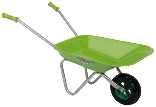 ESSCHERT DESIGN KG97 Carrito de jardín y Carretilla Wheelbarrow - Carritos de...