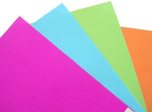 Pavo Einbanddeckel-Chromolux DIN A4, 250 g/m², 25-er Pack, trend farbmix