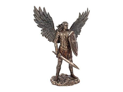 Nemesis Now - Figura Decorativa de San Miguel Arcángel (42 cm)