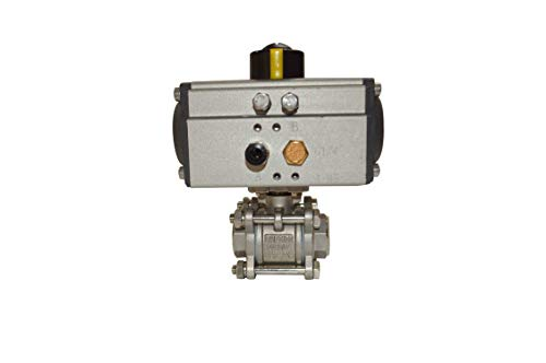 Air Actuated Ball Valves - 5