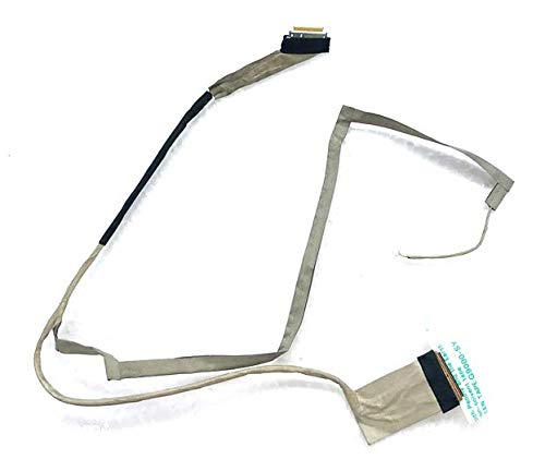 KEMENG New LVDS LCD LED Flex Video Screen Cable for Lenovo G580 G80A G585 DC02001ES10
