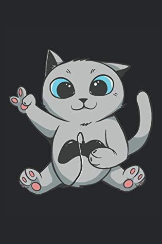 Terminplaner 2021: Terminkalender für 2021 mit Gamer Katze