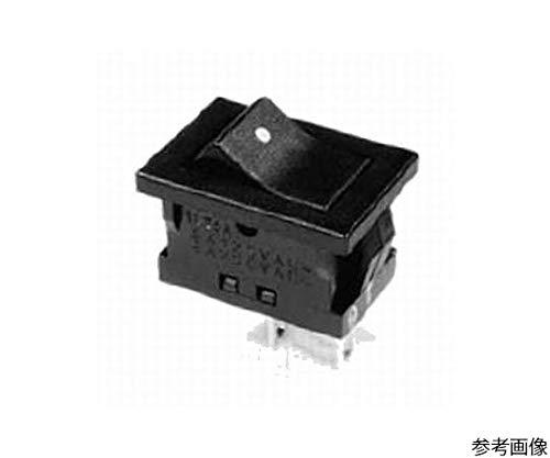 日本電産コパル電子 小形ロッカースイッチ ON-ON はんだ端子 SLE10D
