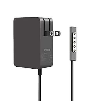 24W 12V 2A Portable Charger Power Supply for Microsoft Surface RT Surface Pro 1 and Surface 2 1512 Charger by HESSURE
