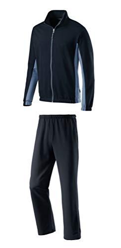 Michaelax-Fashion-Trade Schneider - Herren Sport und Freizeit-Anzug aus Elastosoft, JANM (1485), Größe:58, Farbe:Indigo/Dunkelblau (7127)