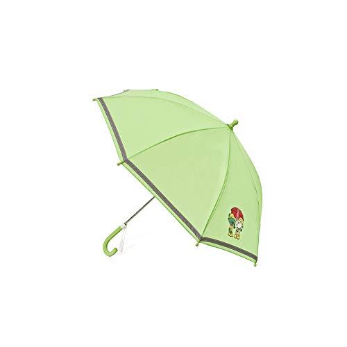Skoda MVF12-609 Kinderschirm Eddy & Paul Regenschirm Schirm, grün