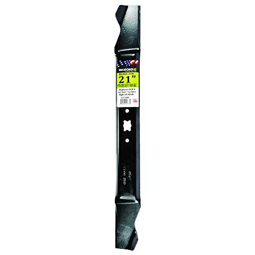 Maxpower 331538B Mower Blades, Black