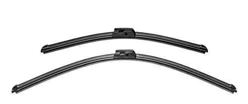 AUTOLMX Front Windshield Wiper Blades for 2016-2020 Toyota Prius (Not V or C Prius) 28' & 16' (Set) with Top Lock Adapters