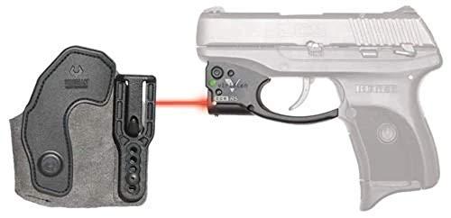 Viridian Reactor 5 Gen 2 Red Laser Sight Pistol Handgun w/Instant-ON Holster (Ruger LC9s/LC380)