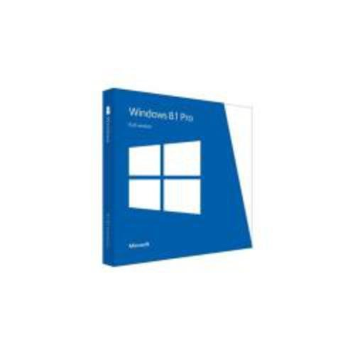 Windows 8.1 Pro OEM 32/64 bit - 1 poste