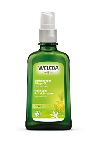 WELEDA Olio Rinfrescante Al Limone - 100 ml.